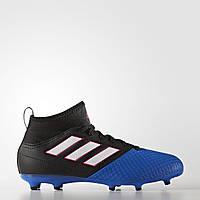 Детские футбольные бутсы Adidas Performance Ace 17.3 Primemesh FG (Артикул   BA9234) 0e451e03782