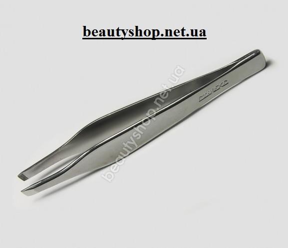 Пинцет Сталекс TBC-30/3 Beauty & Care 30 TYPE 3 (П-17) скошенный