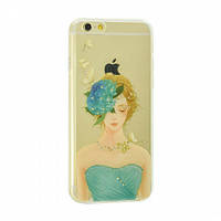 Чехол Remax Ladys Series для iPhone 5 Butterfly