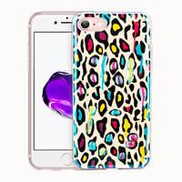 Чехол Remax Light Series для iPhone 7 Leopard Style