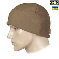 M-Tac шапка Watch Cap флис Windblock 380 койот, фото 1