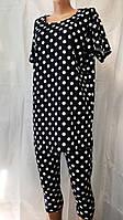 Футболка Женская  в комплекте с бриджами,в ростовке 3 шт. Цена указана за 1 шт.