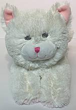 Мягкая игрушка «Zookiez» (45003) котенок белый, 19 см