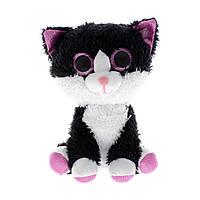 Мягкая игрушка «FANCY» (KGL0) котик Глазастик, 23 см
