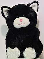 Мягкая игрушка «Zookiez» (45005) котенок черный, 19 см