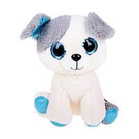 Мягкая игрушка «FANCY» (SBB0) собачка Глазастик, 23 см