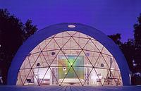 Сферические тентовые конструкции