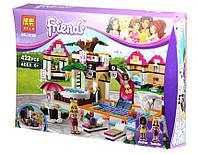 Конструктор Bela серия Friends / Подружки 10160 Городской бассейн (аналог Lego Friends 41008)