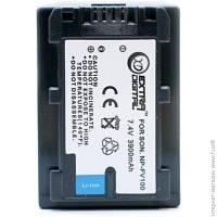 Аккумулятор Extradigital Sony NP-FV100 (BDS2674)