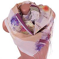 Красивый женский хлопковый шарф 181*71 SOFTEL (СОФТЕЛ) SAT17460