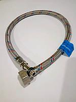Шланг для подвода воды к смесителю 1200 см-1/2 В х М10 длинный