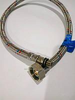 Шланг для подвода воды к смесителю 50 см-1/2 В х М10 короткий