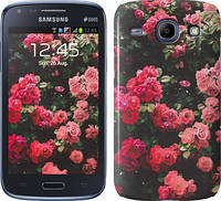 """Чехол на Samsung Galaxy Core i8262 Куст с розами """"2729c-88"""""""