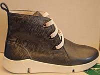 Женские ботинки на толстой подошве, женская обувь от производителя модель ГЖ066, фото 1