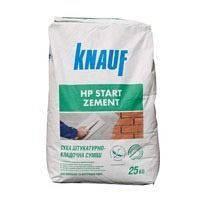 Штукатурно-кладочная смесь Кнауф старт цемент 25 кг