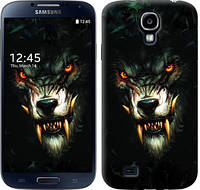 """Чехол на Samsung Galaxy S4 i9500 Дьявольский волк """"833c-13"""""""