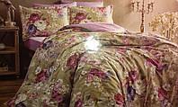 ТАС Digital Jasmine gri семейный комплект постельного белья