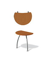 Стол приставной Техно-плюс Т1.06.06