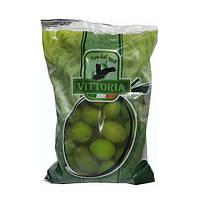 Оливки зеленые в рассоле Vittoria 500g