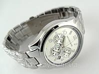 Женские часы  Michael Kors - цвет платина на серебристом браслете