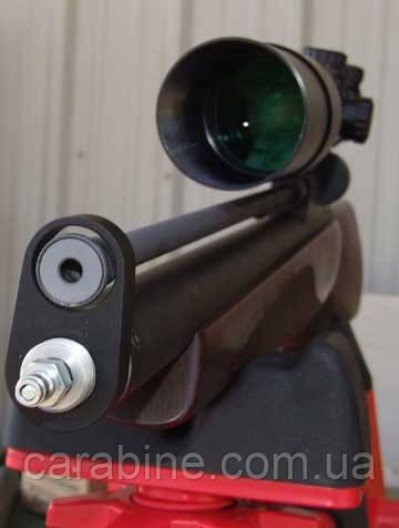 Ствол и воздушный резервуар PCP винтовки Marauder