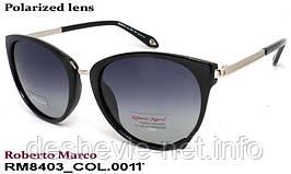 "Очки ""Roberto Marco""  RM8403 COL.001-G1 55□19 -143"
