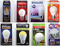 Сравнение светодиодных ламп в Харькове