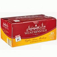 Чай черный в пакетах Wesrminster  50 шт