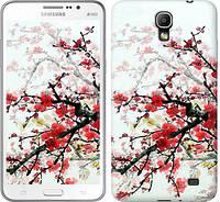 """Чехол на Samsung Galaxy Mega 2 Duos G750 Цветущий куст """"831u-327"""""""