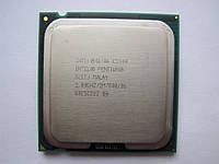 Процессор 2 ядра Intel Pentium Dual-Core E5500 2.8GHz/2M/800 s775