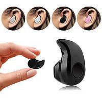 Блютуз Bluetooth гарнитура мини под ухо