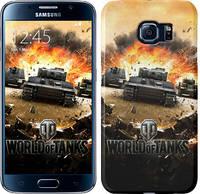 "Чехол на Samsung Galaxy Star Plus S7262 World of tanks v1 ""834u-360"""