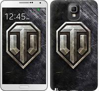"Чехол на Samsung Galaxy Note 3 N9000 World of tanks v3 ""948c-29"""