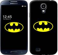 """Чехол на Samsung Galaxy S4 i9500 Бетмен логотип """"3201c-13"""""""