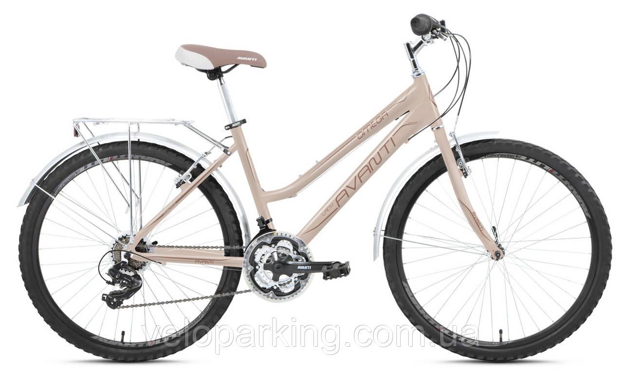 Горный дамский велосипед Avanti Omega City 26 (2017) DD new