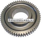 Шестерня отбойного молотка Makita HM1213C / HM1203C d30*75.5 57 зубов влево оригинал