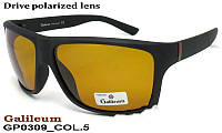 "Очки ""Galileum"" polarized  GP0309 COL.5 drive 65□15-127"