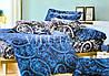 Двухспальное постельное белье ранфорс Вилюта 9948
