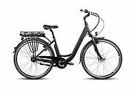 Электрический велосипед VAUN Elisa by Mifa Schwarz