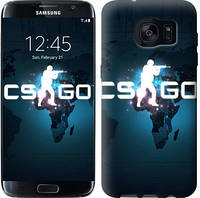 "Чехол на Samsung Galaxy S7 Edge G935F Counter-Strike: Global Offensive ""2756c-257"""
