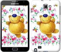 "Чехол на Samsung Galaxy Note i9220 С праздником! ""1892u-316"""