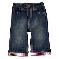 Дитячі джинси для хлопчика 12-18 місяців, фото 1