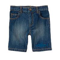 Детские джинсовые шорты. 12-18, 18-24 месяца, 2 года, фото 1