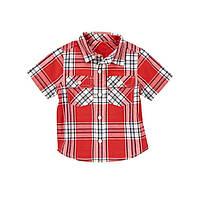 Детская летняя рубашка. 3, 4 года, 5 лет