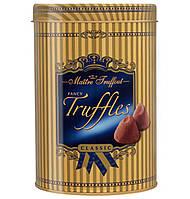 Конфеты трюфельные  Maitre Truffout Truffles Сlassic (ж/б), 500 г