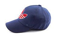 Бейсболка трикотажная Adidas 53-57 размер мелкая посадка