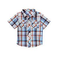 Детская летняя рубашка для мальчика 12-18, 18-24 месяца