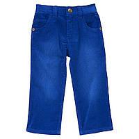 Детские вельветовые брюки для мальчика. 12-18,  2 года