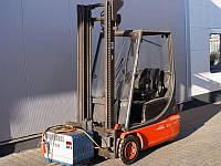 Купить погрузчик б/у Linde E 16 C, 1.6 т, 3.7 м, 1996 г