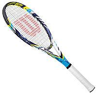 Ракетка для большого тенниса Wilson Juice 100 BLX